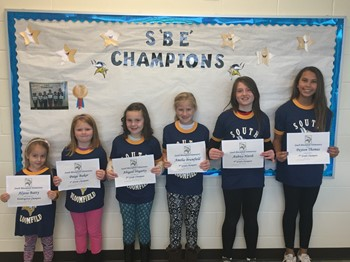 Champions of the Month - October
