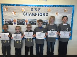 Champions of the Month - January