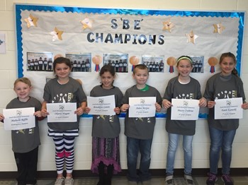 Champions of the Month - March