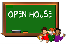 Open House Dates image