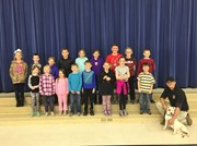 Students of the Month - February