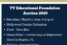 TV Educational Foundation Auction