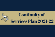 Continuity of Services Plan