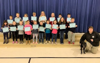 Walnut Students of the Month